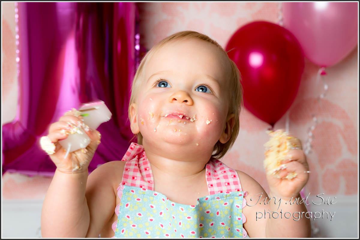 Cake Smash Cardiff A Surprise For Megan 187 Wedding