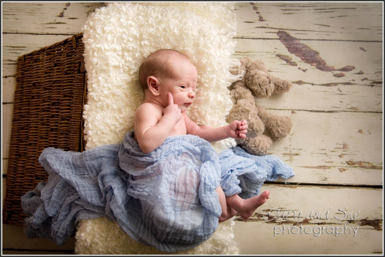Max baby photography newborn session