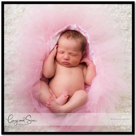 Newborn Photoshoot Cardiff